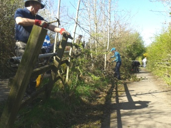 Spring clean of the Aqueduct BV path