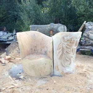 Claycart Bench In Progress