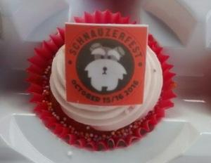 Schnauzerfest cake